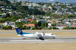 Wellington International Airport Stock Photography