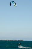 Kitesurfing Stock Photography