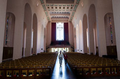 Wellington Cathedral of St Paul Royalty Free Stock Image