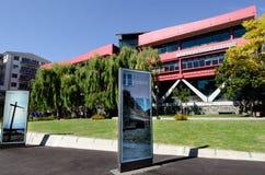 Scuola di architettura e del disegno Immagine Stock Libera da Diritti