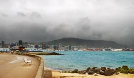 Free Wellington Harbor, New Zealand Royalty Free Stock Photography - 10287987