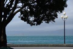 Wellington harbour Stock Photos