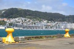 Wellington harbour Stock Images