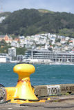 Wellington harbour Royalty Free Stock Images