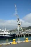 Wellington harbour Royalty Free Stock Photo