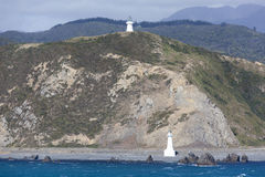Wellington Lighthouses Stock Afbeeldingen