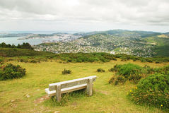 Wellington lookout Royalty Free Stock Images