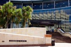 Wellington Cityscape Stock Photography
