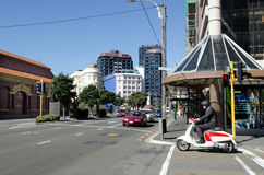 Wellington Cityscape Stock Photos