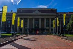 Wellington miasto Obrazy Royalty Free
