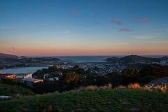 Wellington miasto Zdjęcie Royalty Free
