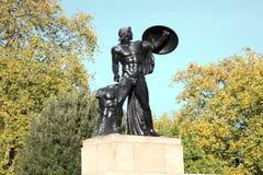 Wellington Monument Achilles Arkivfoto