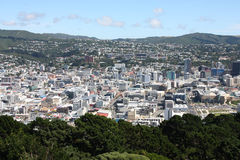 Wellington, New Zealand Stock Images