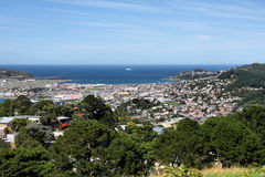 Wellington, New Zealand Stock Photography