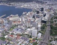 Wellington, New Zealand. Royalty Free Stock Image