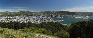 Wellington, New Zealand Royalty Free Stock Image