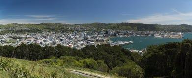 Wellington, New Zealand Royalty Free Stock Image