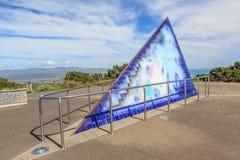 Wellington, New Zealand- November 29, 2013. Mount Victoria Looko Stock Photography