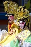 Wellington nowego roku Chiński wąż Fotografia Royalty Free