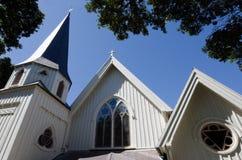 Wellington Old St Pauls Church Royalty Free Stock Image