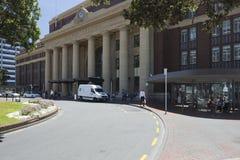 Wellington Railway Station New Zealand Stock Photos