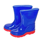Wellington, (rubber) boots Stock Image