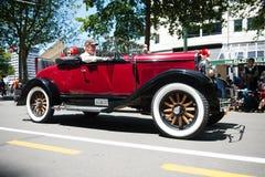 Wellington Santa Parade 2015, New Zealand Royalty Free Stock Images