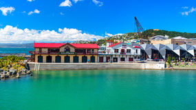 Wellington Star Boating club. Te Raukura function centre, Wellington, New Zealand. Stock Photos