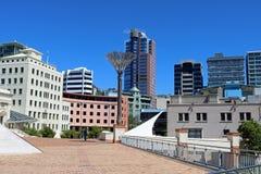 Wellington urzędu miasta Majestatyczny Centre Wellington Obraz Stock