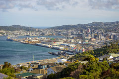 Free Wellington Views Stock Images - 44557684
