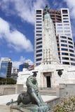 Wellington War Memorial Stock Images