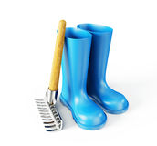 Wellingtons Royalty Free Stock Image