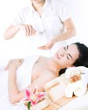 Wellness. Conceptual image of wellness and beauty treatment Royalty Free Stock Photos