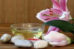 wellness Fotografia Stock Libera da Diritti