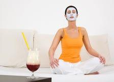 Wellness Lizenzfreies Stockbild