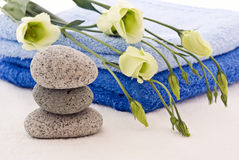 Wellness accessories Stock Image
