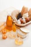Wellness accessories Stock Photo