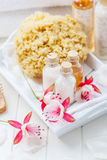 Wellness and bath Stock Images