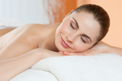 Wellness and beauty Stock Images