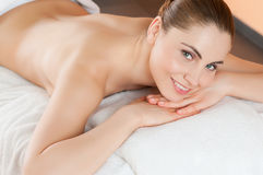 Wellness and beauty Stock Image