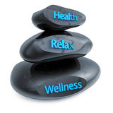 Wellness centre Royalty Free Stock Photography