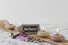 Wellness concep Royalty Free Stock Image