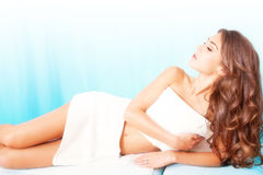 Wellness e bellezza Immagine Stock Libera da Diritti
