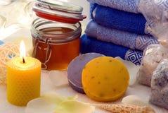 Wellness e massagem Fotos de Stock