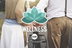 Wellness Energy fitness Good Health Nature Relax Concept Stock Images