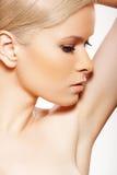 wellness för brunnsort för hud för skönhetomsorgssjukvård Royaltyfri Fotografi