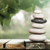 Wellness, Gesundheit und natürliches Harmoniekonzept Lizenzfreies Stockbild