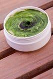Wellness moisturizer creme Stock Images