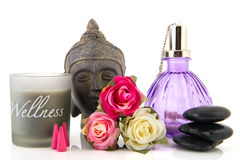 Wellness objects Stock Images