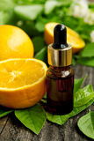 Wellness orange essence Stock Photo
